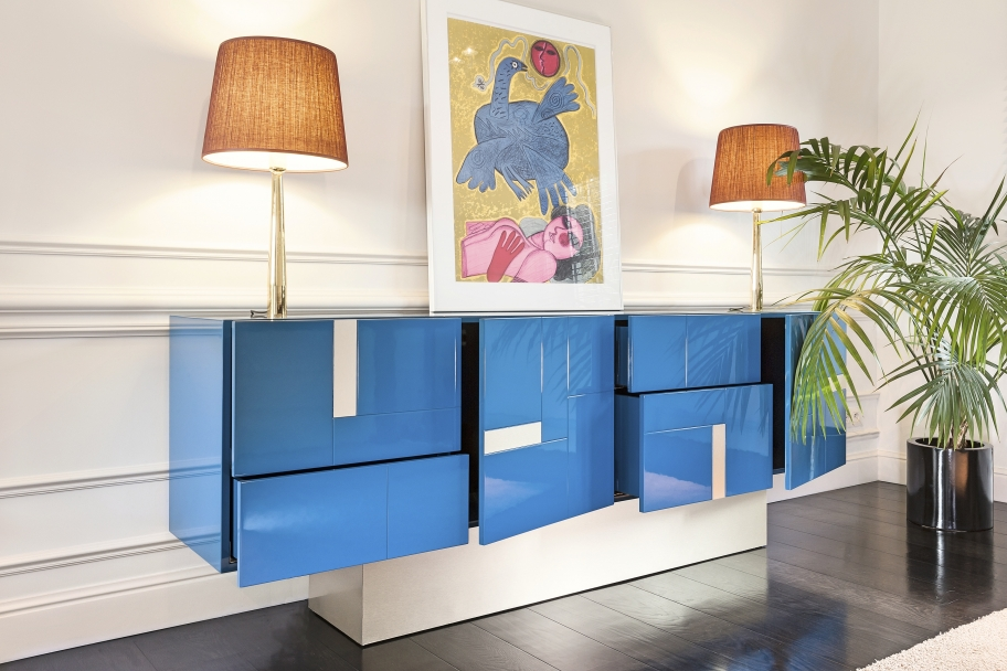 Outrance Interiors design sideboard Topaz
