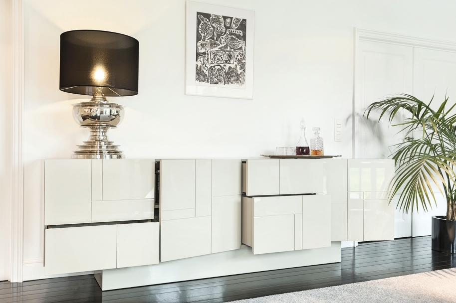 Outrance Interiors Designs Bahia Sideboard