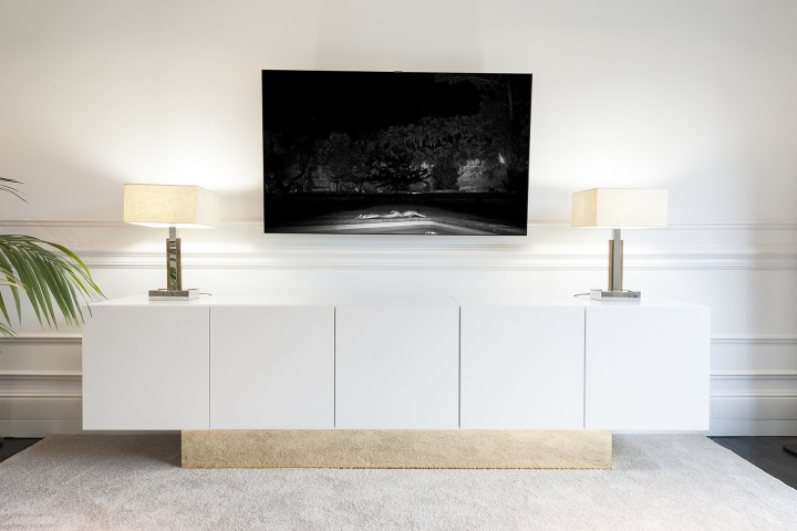 OUTRANCE Designs Quartz Sideboard