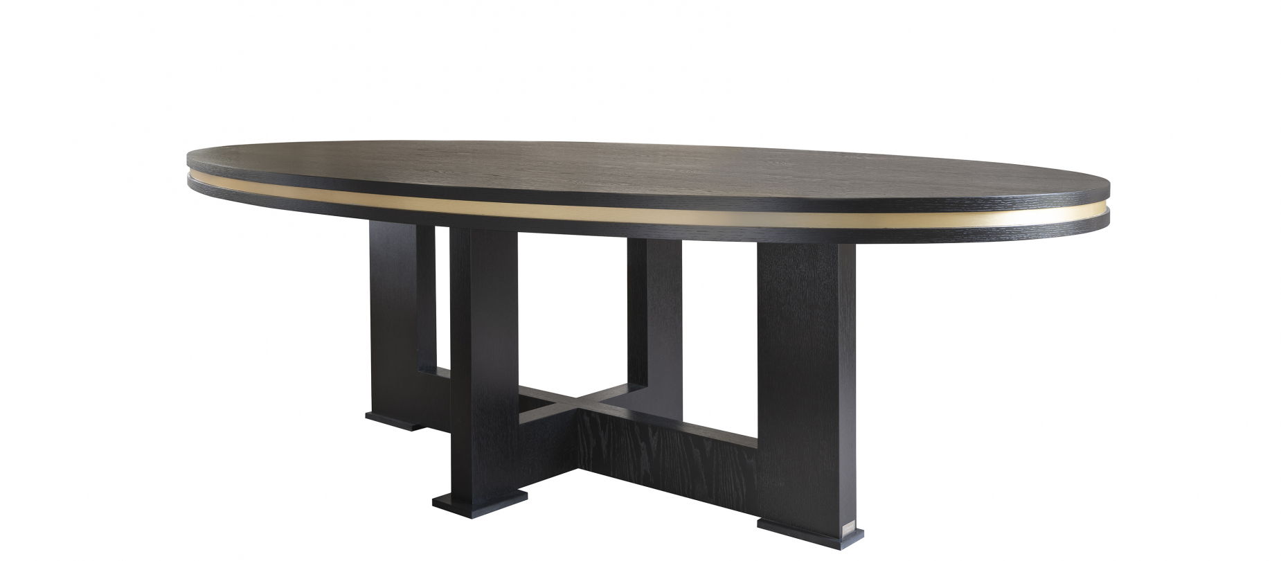Topaz Ovale dining table